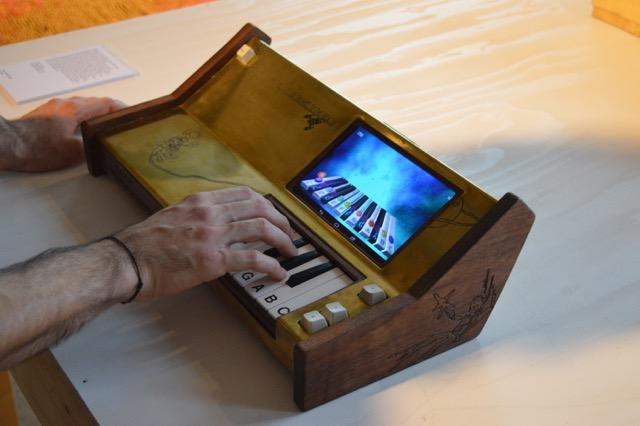 bla, jeroen heeren, the all in one veenhuizen time flies keyboard to the rescue, design, design acad