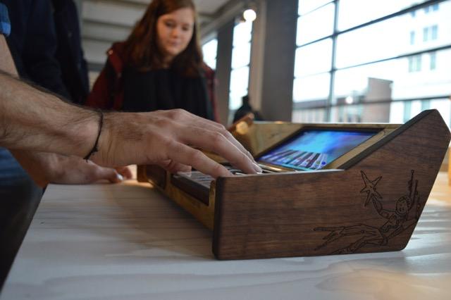 jeroen heeren, the all in one veenhuizen time flies keyboard to the rescue, design, design academy e